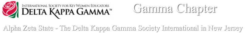 <br />Alpha Zeta State - Gamma Chapter